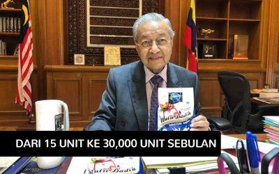 Dari 15 Unit Ke 30,000 Unit Sebulan, Dadih & Susu Segar Marissa Kini Menguasai Pasaran Utara